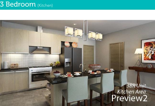 3 Bedroom Kitchen