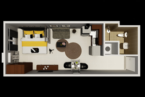 Alveo-Lerato-Studio-Plan+300x200