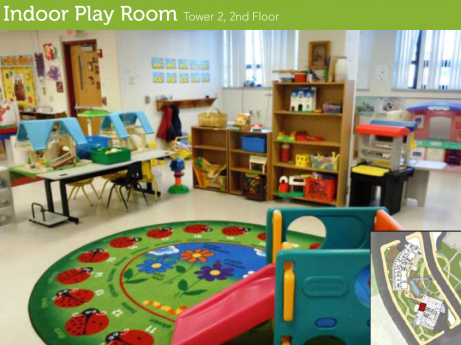 Playroom Vertis North High Park