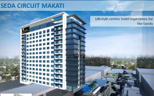 Seda Circuit Makati