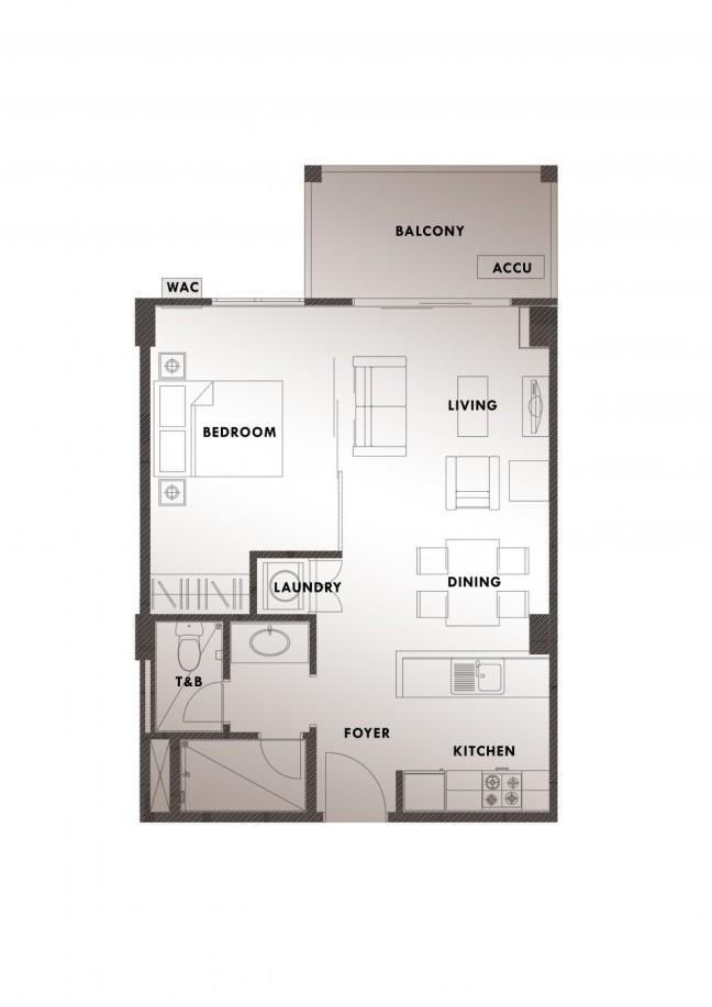Unit+Plan+-+One+Bedroom+Unit