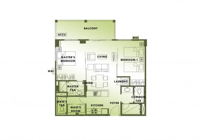 Unit+Plan+-+Two+Bedroom+Unit