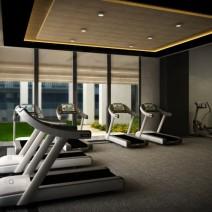 Verve+Residences+Fitness+Studio
