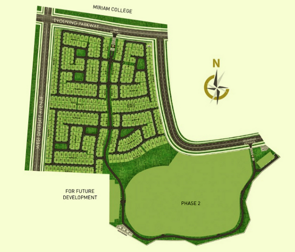 Mondia Nuvali Site Development