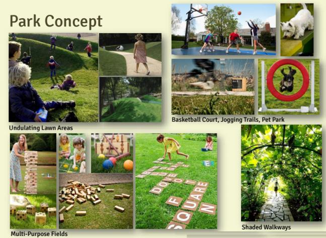 Park Concept Mondia Nuvali